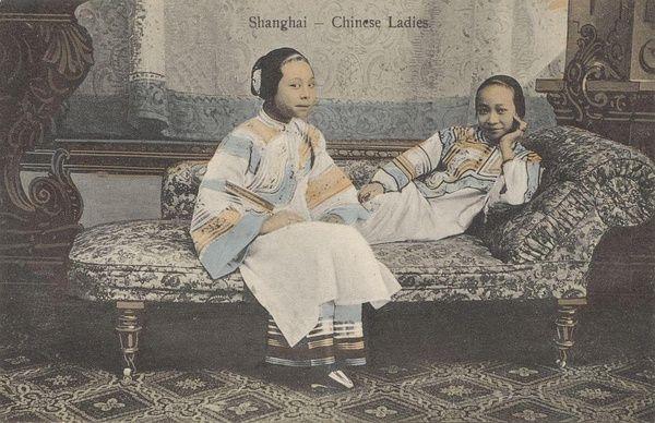 FoxJin的相册-明信片上的彩色中国