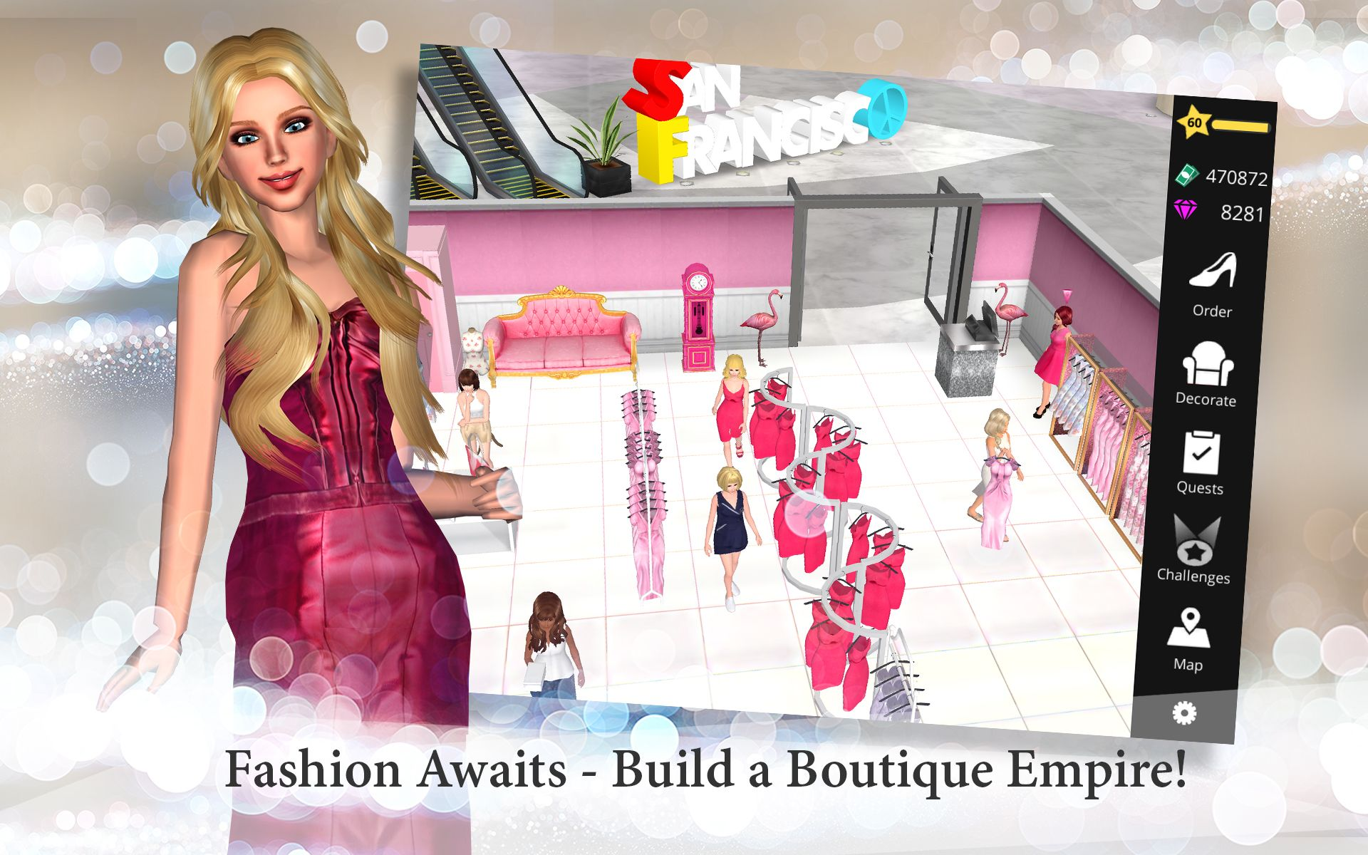 Fashion Empire Dressup Fashion Boutique Empire