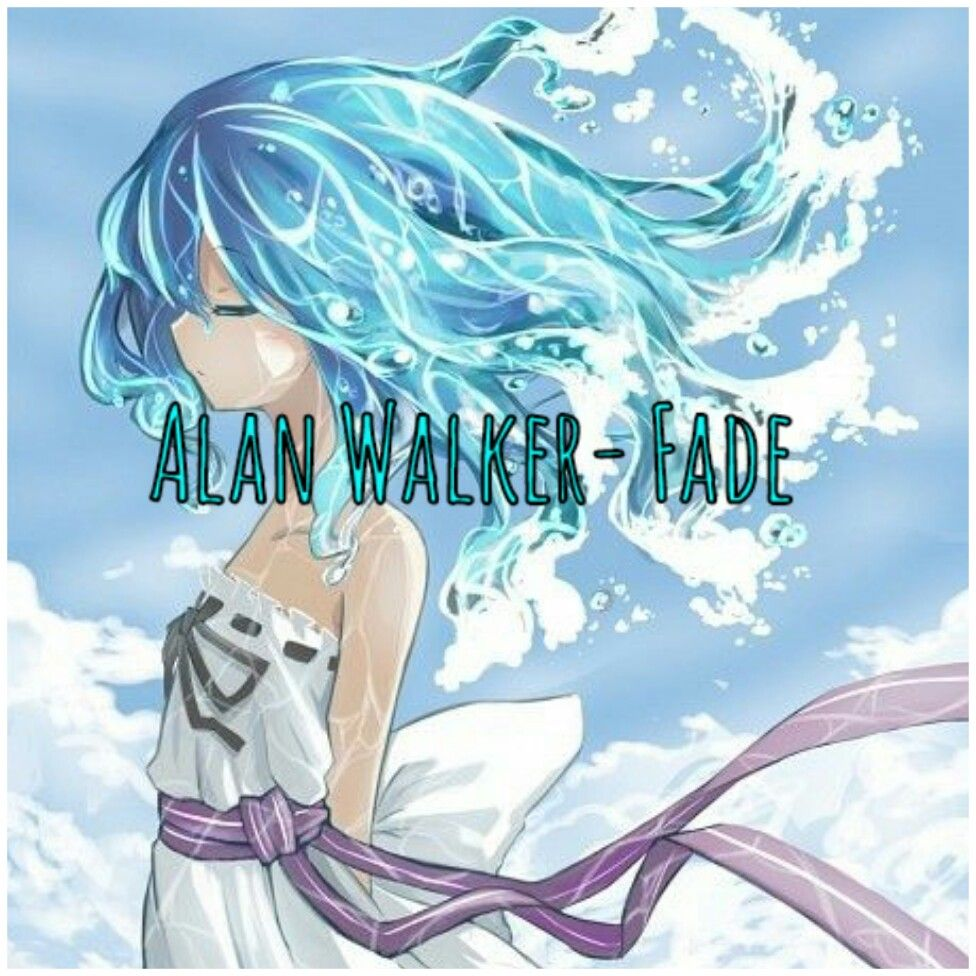 Alan Walker Fade♡ Anime, Anime artwork, Kawaii anime