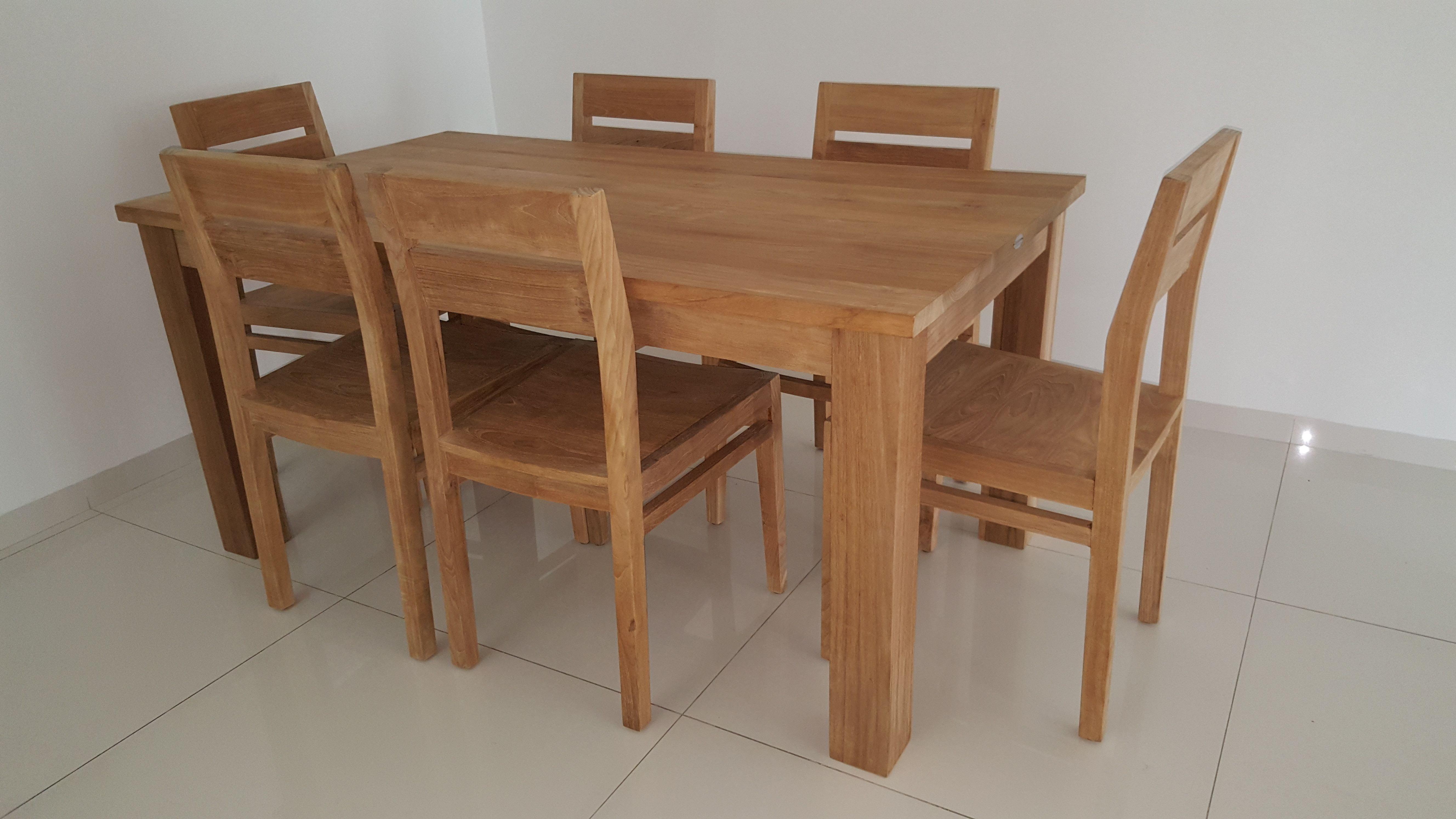Pin Oleh Casateak Furniture Di Dining Room Furniture Malaysia Dekorasi