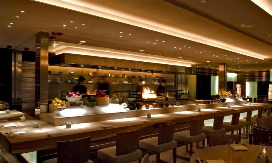 Stunning Decoration of Japanese Restaurant Modern : Contemporary Asian Bar Awesome Japanese Restaurant Modern Design