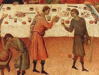 tavole e banchetti nel medioevo - Cerca con Google