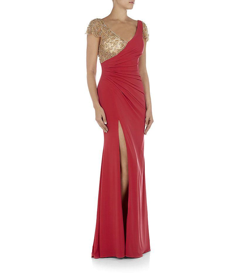 Jovani Embellished Gown