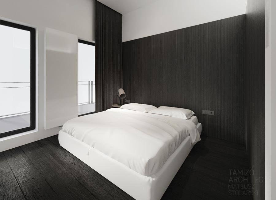 Interior Design In Black White Tamizo Architects