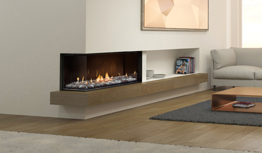Mode Corner Gas Corner Gas Fireplace Double Sided Electric Fireplace Fireplace