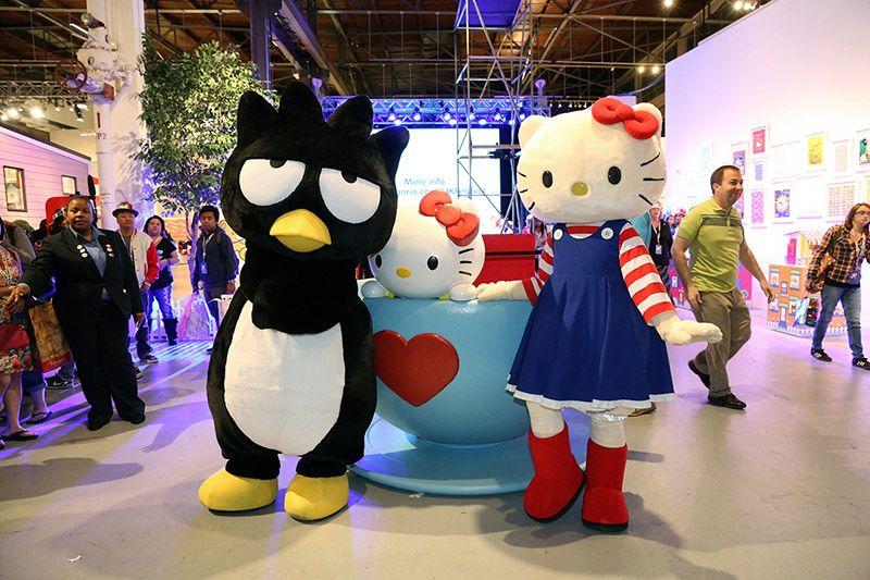 Supercute Friendship Festival Gallery at Sanrio
