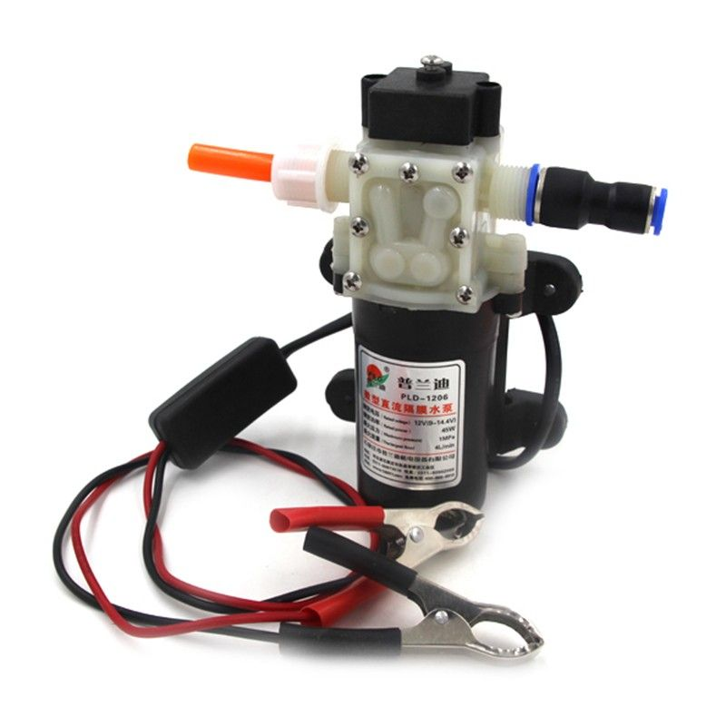 Gasoline Professional Electric Dc 12v Oil Pump Diesel Fuel