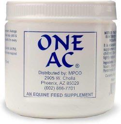 ONE AC Supplement (200gm) by MPCO. $24.99