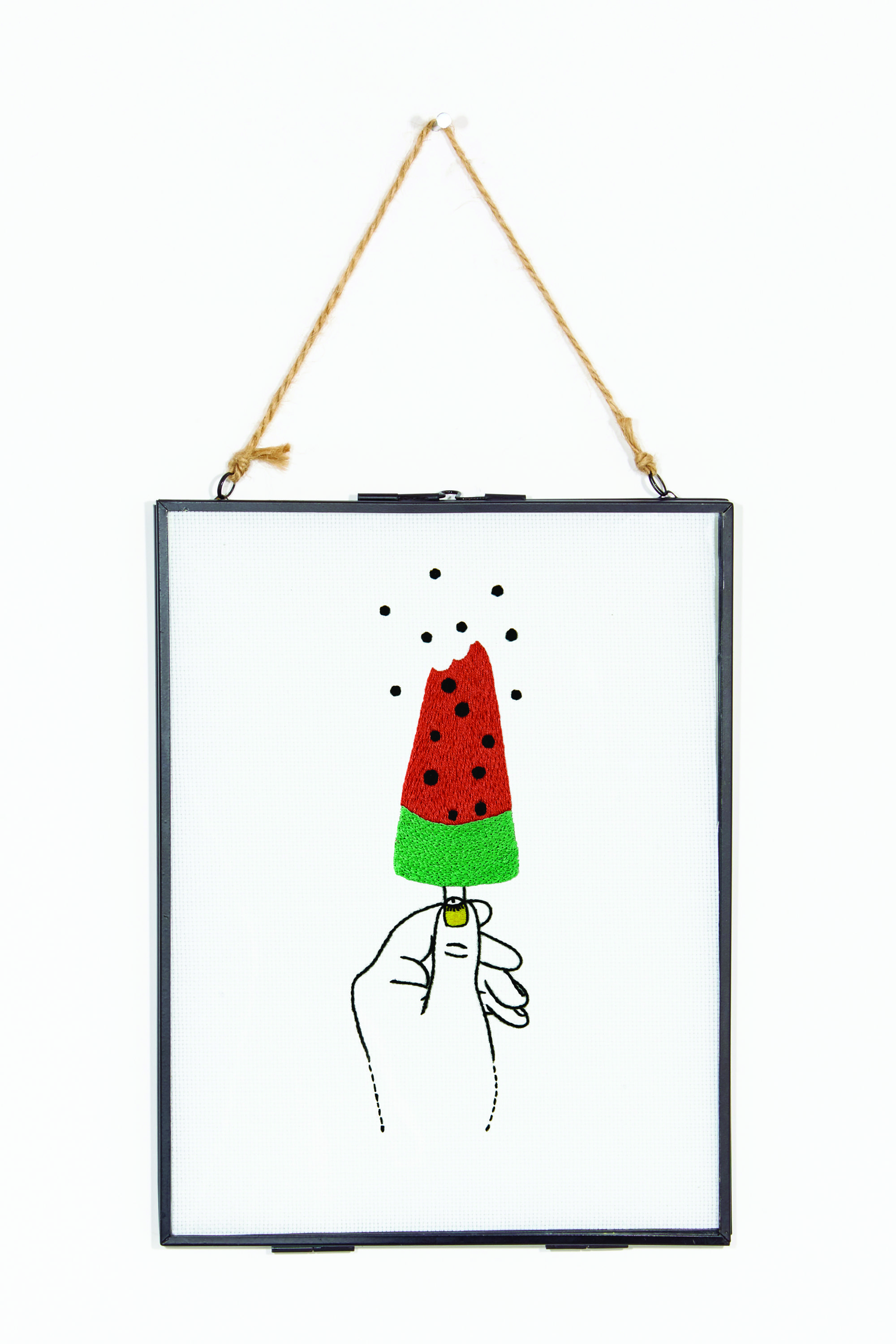 FREE EMBROIDERY PATTERN from DMC | FREE PATTERNS | Pinterest ...