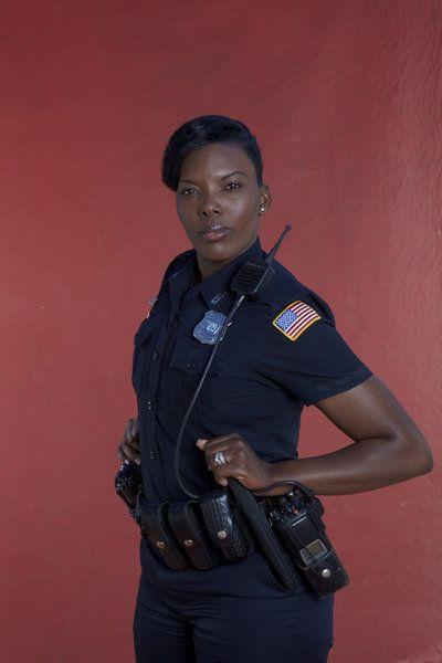 Joy Jefferson In Police Women Of Memphis Police Women