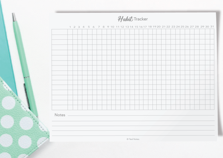 Free Printable Habit Tracker Pdf The Ultimate Habit Tracker Guide Habit Tracker Habit Tracker Bullet Journal Journal Template