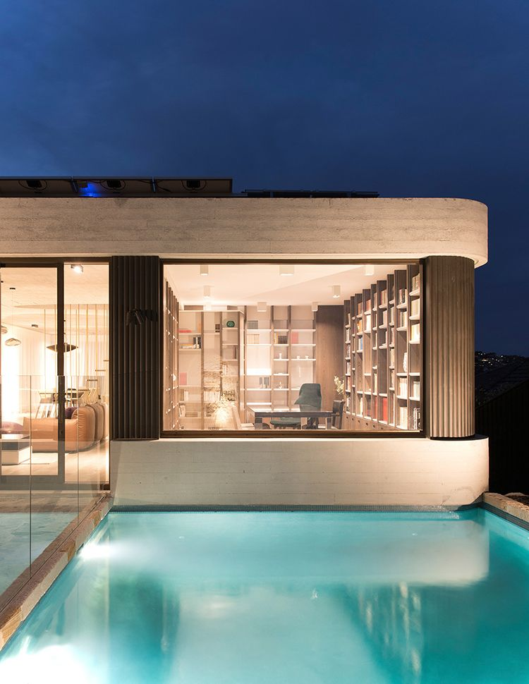 The Books House By Luigi Rosselli, Sydney