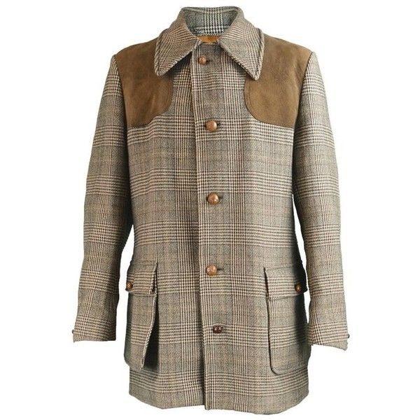 Preowned Invertere For Simpson Of Piccadilly Men's Vintage Wool ...