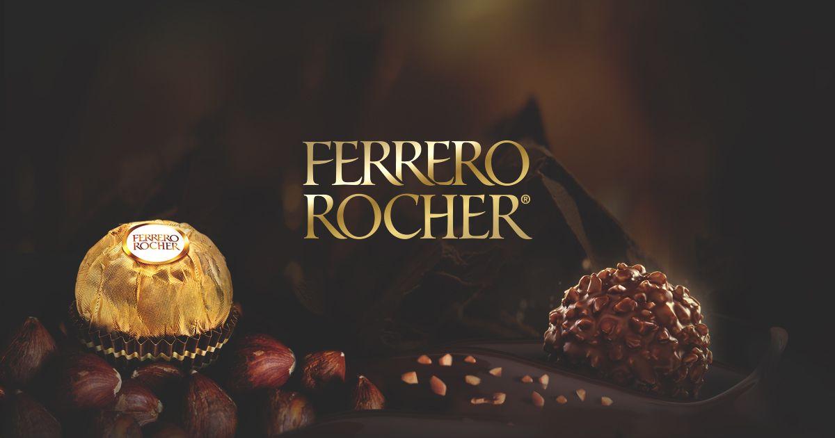 Les chocolats FERRERO ROCHER®, les chocolats FERRERO RONDNOIR et ...