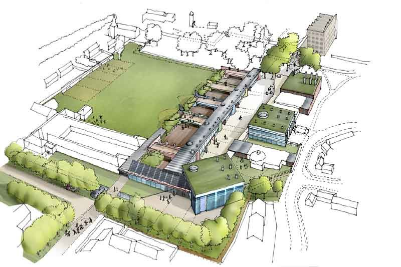 Architecture School Plan clínicas médicas. você sabe como projetar | 21st century schools