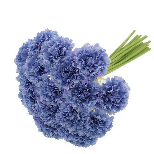 Artificial Carnation Mixed Floral Arrangement The Seasonal Aisle Flowers Colour Blue Rose Floral Arrangements Aisle Flowers Artificial Peonies