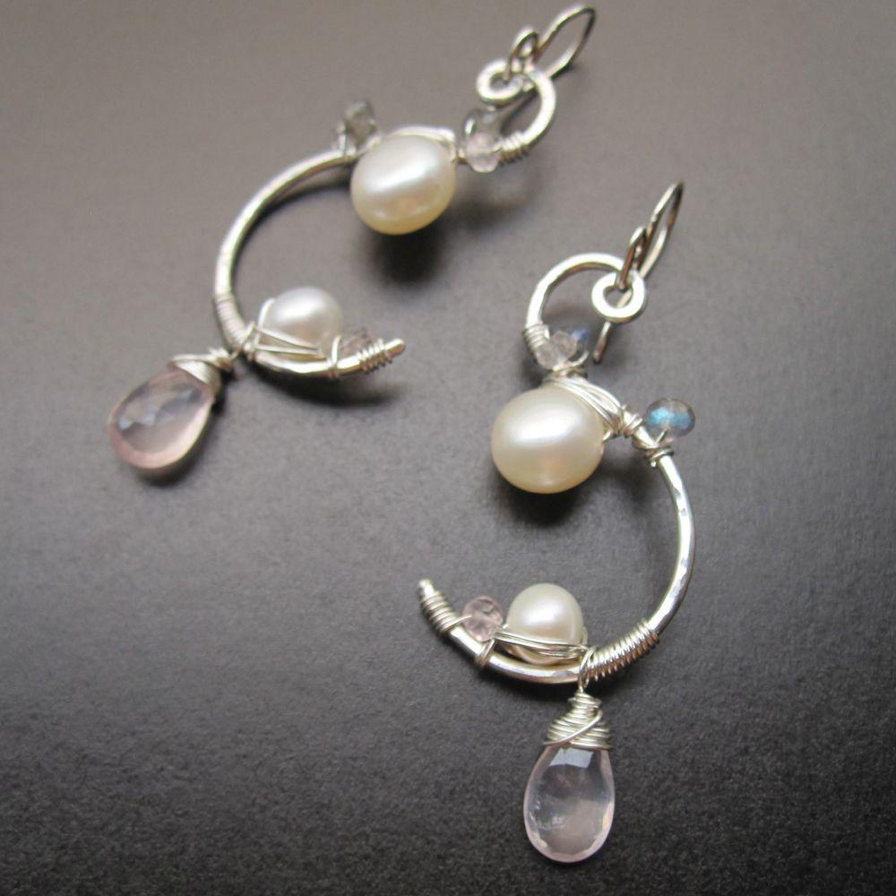 Aphrodite Earrings   jewelry   Pinterest   Aphrodite, Bead earrings ...