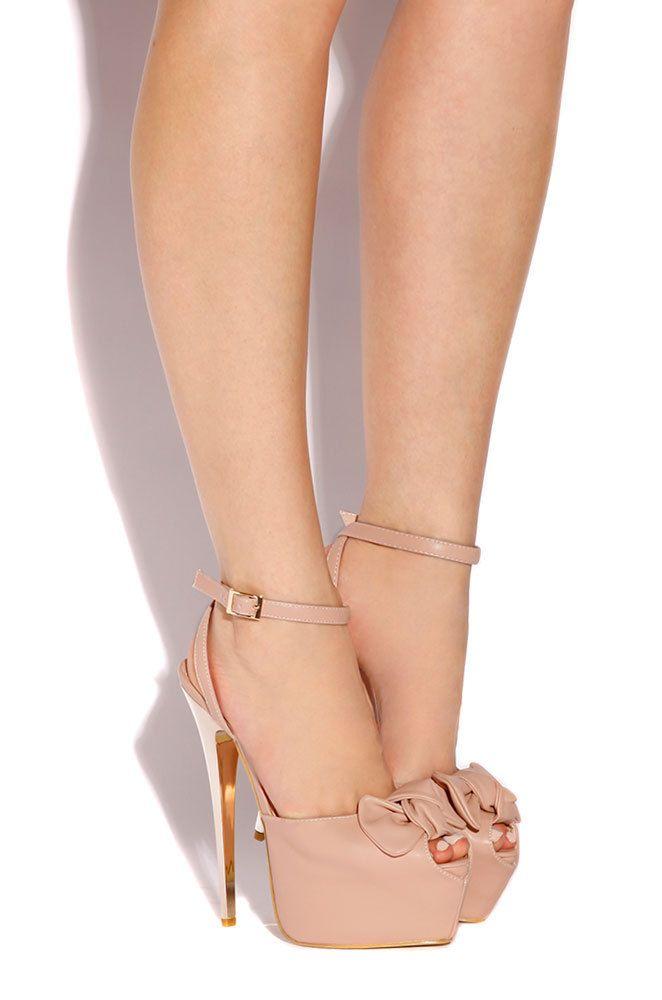 Lola Shoetique - Sexy Bombshell - Blush, $49.99 (http://www.lolashoetique.com/sexy-bombshell-blush/)