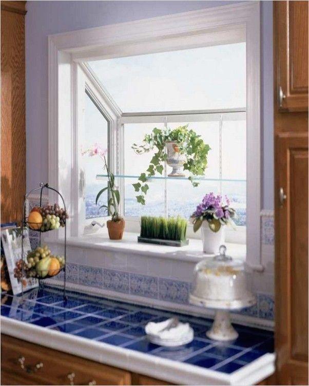 Kitchen Greenhouse WINDOW In 2020