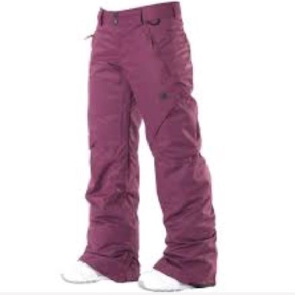 c7e7d8799e Allyance snowboard/ski pants One snap missing, does not affect function.  Sits higher on waist. Wide leg cut. Allyance snowboarding apparel All my  items are ...