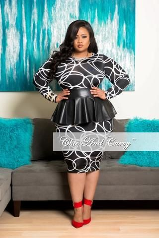 Ebony bbw white
