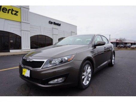 Used-Cars-For-Sale-Connecticut | 2013 Kia Optima LX | connecticutcarsforsale.com