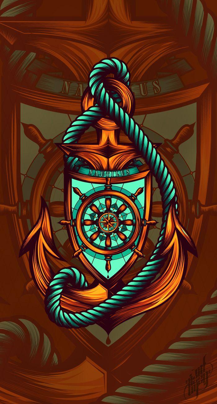 Nautilus Version 2 By N4u2k Deviantart Com On Deviantart