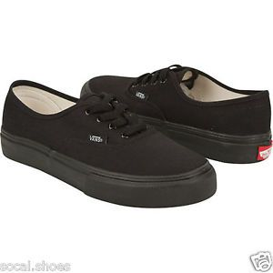 cheap ladies black vans