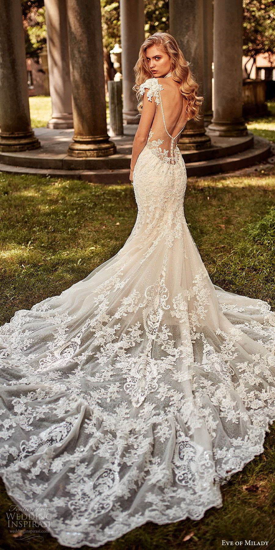 7f39ed6c3c292 Eve of Milady Boutique Spring 2018 Wedding Dresses in 2019 ...