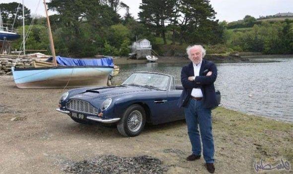 ديفيد ريتشاردز ينقل وقائع خبرته مع سيارة Db6 فولانت Bmw Bmw Car Car