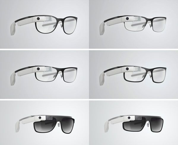 d1f913dd53 Google Glass Going Mainstream Late This Year With 4 New Frames  GoogleGlass   Tech