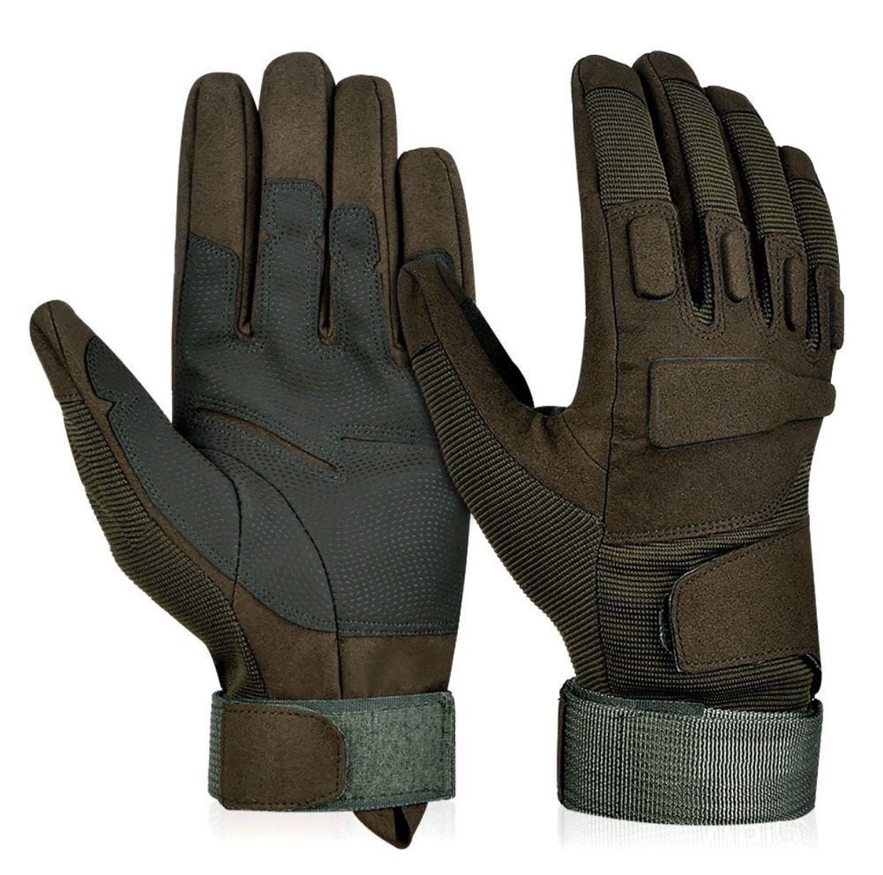 Adiew Full Finger Tactical Gloves Tactical Clothing