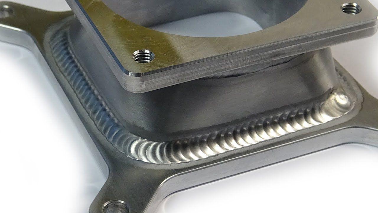 Tig Welding Aluminum Fabrication Sheet Metal Forming Round Hole To R Aluminum Fabrication Welding Aluminum Tig Welding