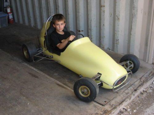 California quarter midget racing