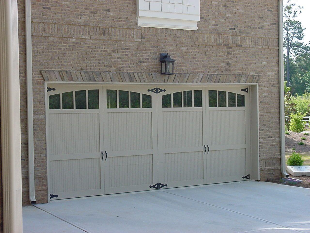 Wood Custom 54 Carriage Door Garage Door Httpwww