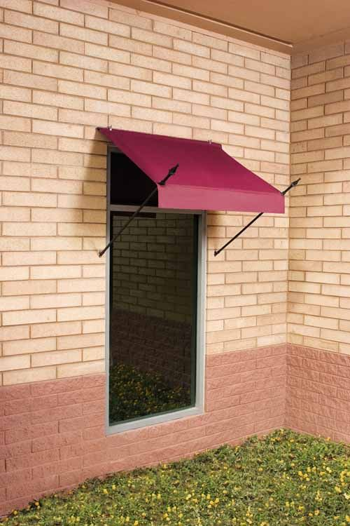 Designer Window Awnings Outdoor By Sunsational