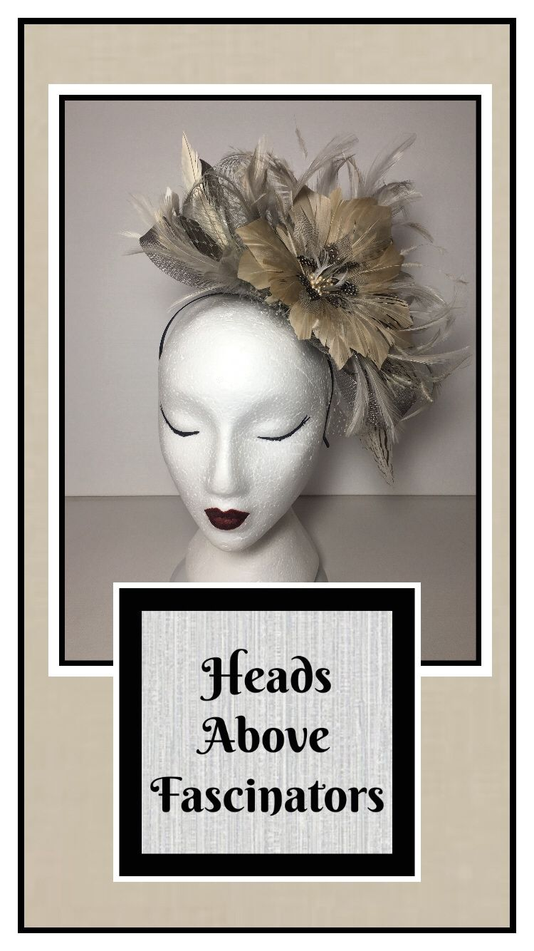 0a26dd542fda8 Pin by jayne jones on Heads Above Fascinators