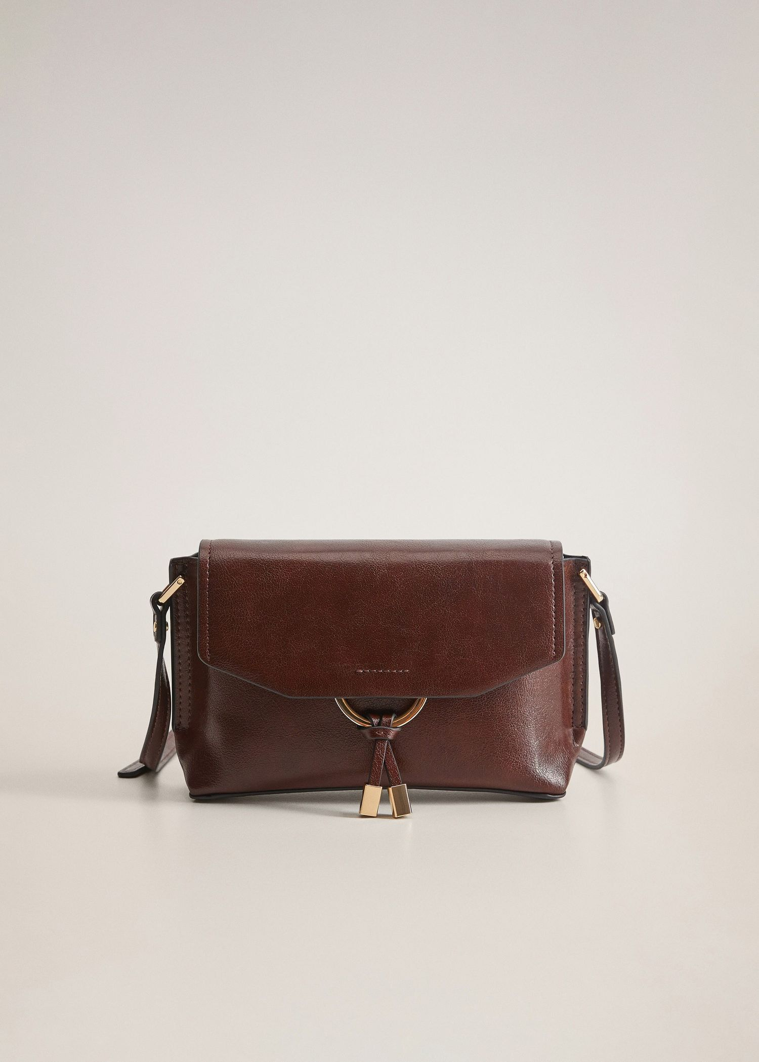 Photo of Borsa tracolla falda –  Donna | Mango Italia
