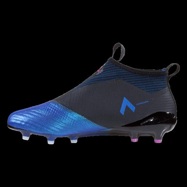 Chaussure de foot Adidas Ace Tango 17+ Purecontrol TF Noir