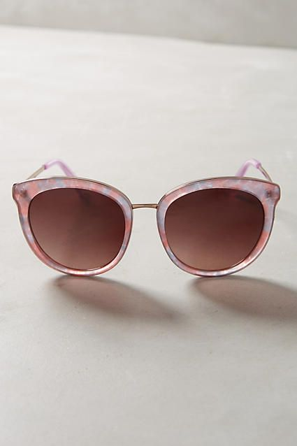 839406d9389a ett:twa ett: twa Raynor Sunglasses Lilac One Size Eyewear. Click to shop  right now! #anthropologie #urbanoutfitters