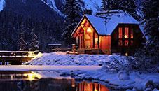 Featured Desktop Themes Windows Winter House House Architecture Design House