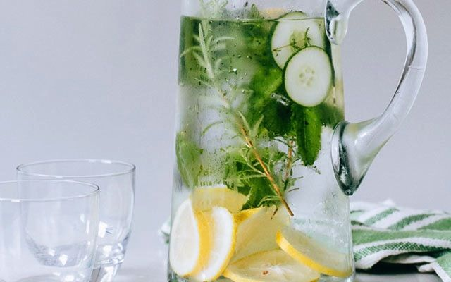 The best way to beat the summer heat is to relax with a cold beverage. Try these best cool drinks, smoothies, and cocktails to serve on a hot day. Cucumber water is delicious and ultra hydrating.