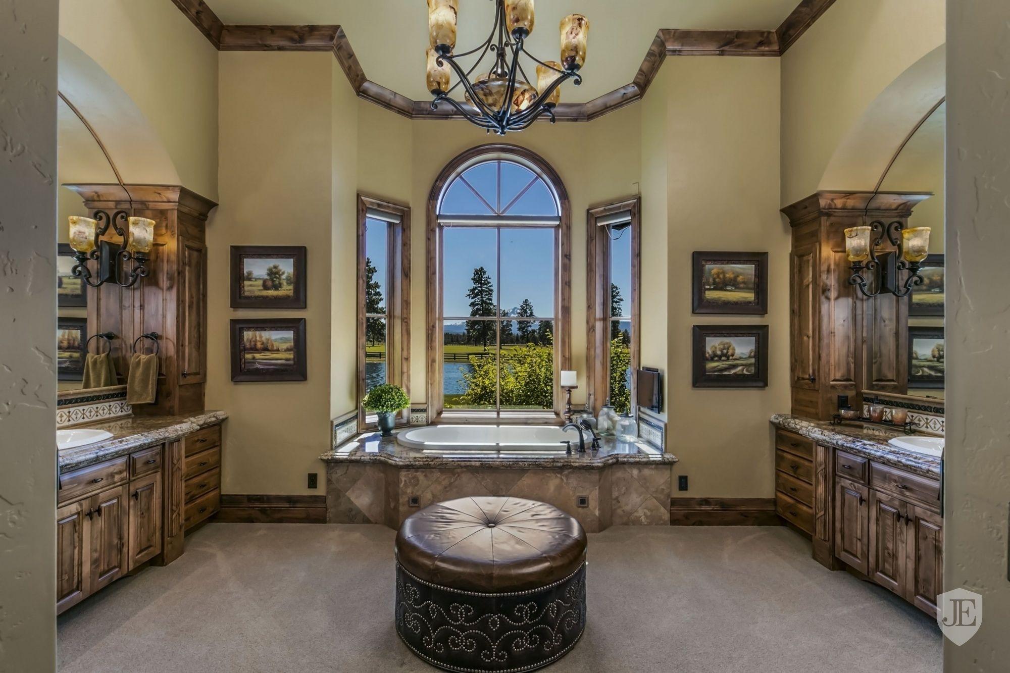 Pin by Cristy Mefferd on Bathroom Design & Decor | Luxury homes