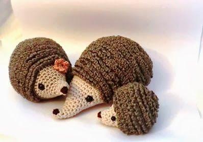 Amigurumi Magazine Pdf : Santa clara artesanato amigurumi de bichinhos crochet toys