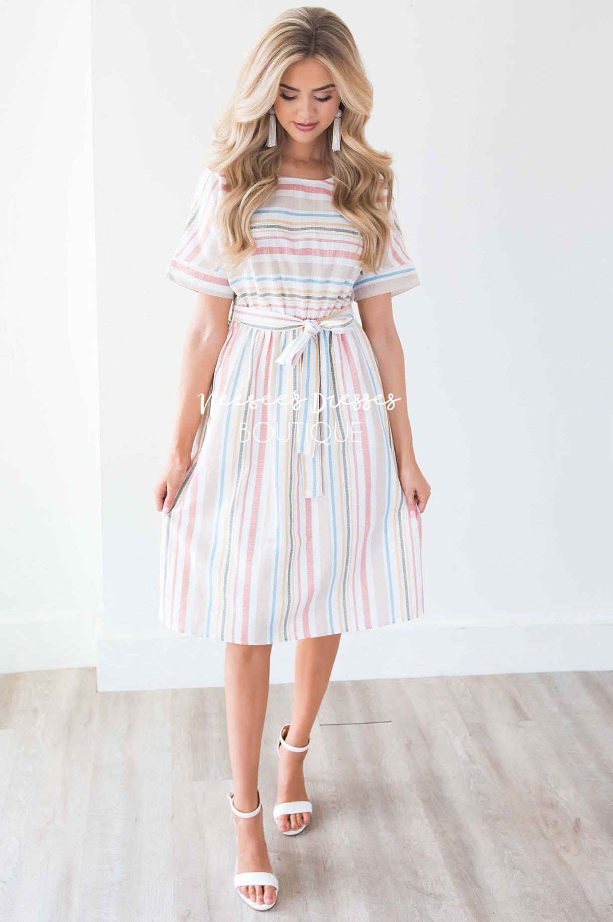 The Ingrid in 2020 | Modest dresses, Modest dresses casual ...