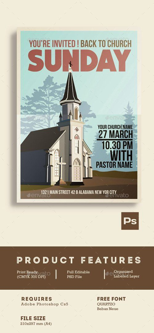 Church Event Flyer Poster Holiday Dpecial Pinterest Event