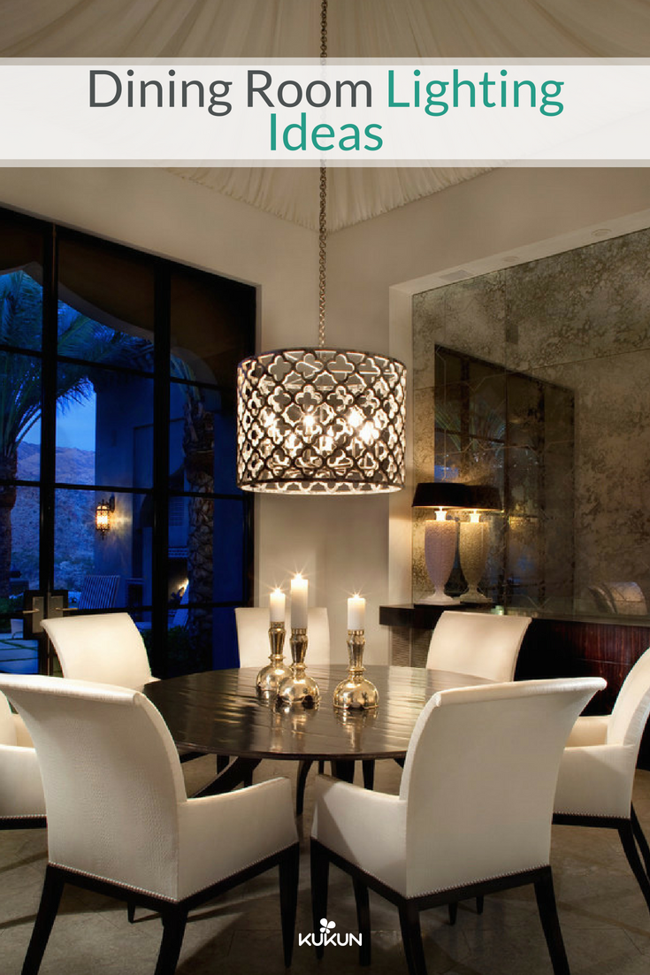 8 Dining Room Lighting Ideas And 10 Tips For The Perfect Ligh