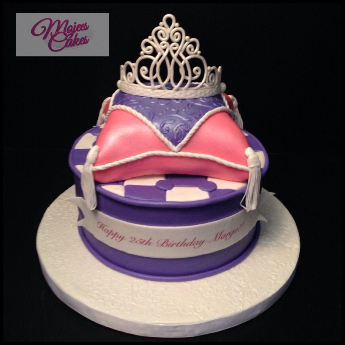 Princess pillow cake pillow cakes cake how to make cake
