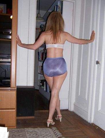 Her name...she Round butts pantyhose nylons sex Tittenschaukel