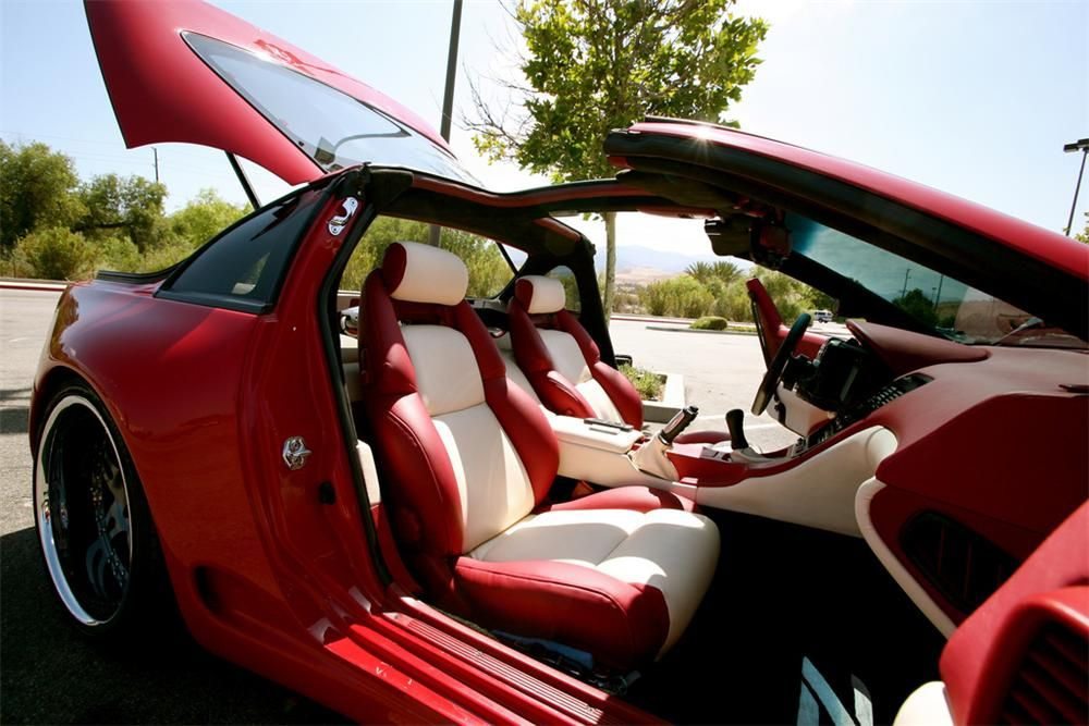 Cool Interior  Nissan 300zx  Pinterest  Auction Cars and Company